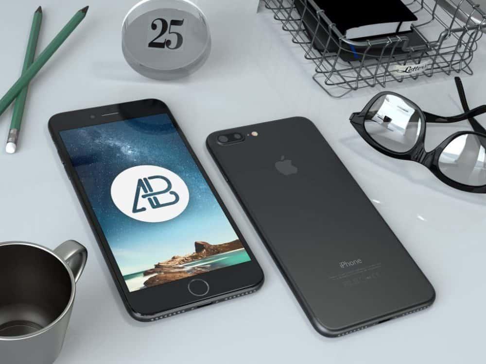 Best iPhone 7 Mockup For Graphic Designer 3