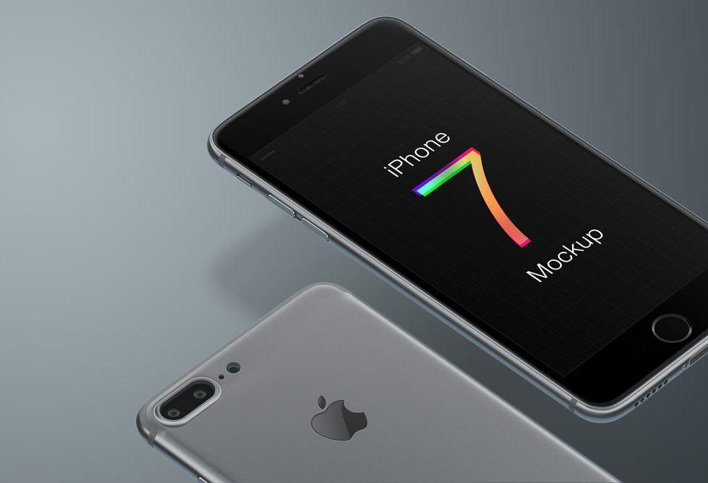 Best iPhone 7 Mockup For Graphic Designer 4