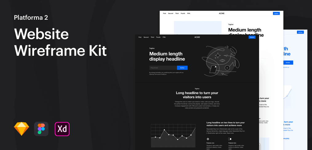 10 Best Adobe XD UI Kits for Faster UI/UX Design 10