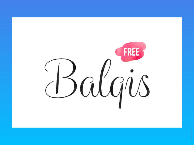 21+ Best Free Handwritten Fonts For Any Purpose Use 4