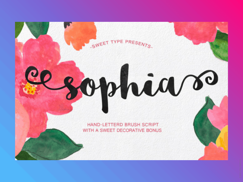 21+ Best Free Handwritten Fonts For Any Purpose Use 7