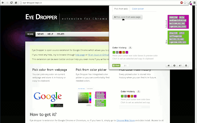 Best Chrome Extensions for Designers 1
