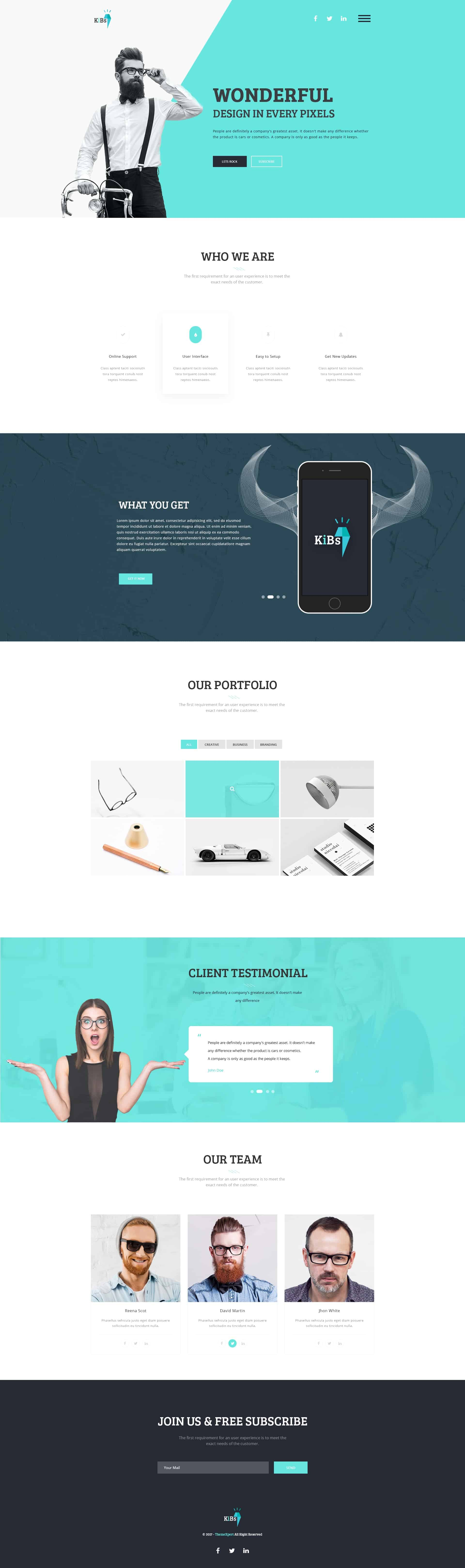 Digital Creative Template For Free 1