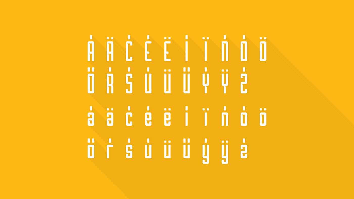 Borg Typeface (FREE) 4
