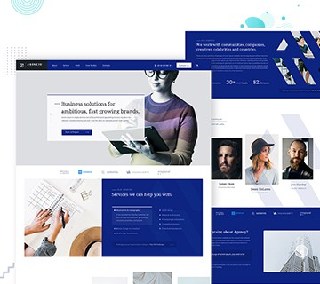 Best Free PSD Website Templates 1